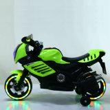 Vélo de moteur électrique d'enfants de lumière clignotante