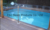 precise Framed Glass Pool Fencing or Fence Company