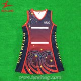 Healongの昇進デジタルはカスタマイズされたネットボールのスカートを印刷した