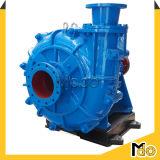 Pompe centrifuge de boue de doublure résistante à l'usure en métal