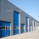 Construction en acier employée couramment de structure métallique d'atelier