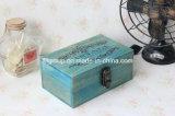 Casella impaccante di legno personalizzata europea antica dell'annata nei formati differenti