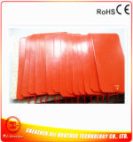 380*225*1.5mm 3D Printer Verwarmde RubberVerwarmer van het Silicone van het Bed 220V 360W