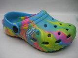 Девушка симпатичная и сандалии Clogs Confortable ЕВА (21fe811)