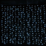3x3m 320 LED 110V LED Waterval Holiday String Light Kerst decoratieve Light Wedding Curtain Digital Light