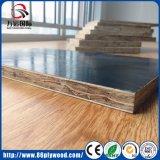 Panel de madera aglomerado estructural orientado a la melamina Junta OSB