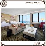ホテルのベッドのスカーフの現代ホテルの寝室の家具