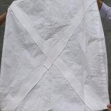 Sac 100% en bloc blanc de la couleur pp de la Vierge pp