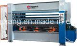 (BY214X8 / 10 (3)) Tratamiento de la madera caliente hidráulica máquina de la prensa / Madera fresadora