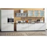 Qualitäts-moderner Typ Küche-Schrank