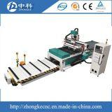 China 1325 CNC het Meubilair die van de Machine van de Boring van de Graveur van de Router Lijn veroorzaken