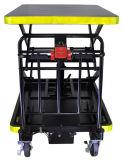 電気Hydraulic Lifting Table Cart (DH-LF1-C5カーティスController、500W Motor)