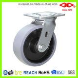 giro de 160mm que trava a roda do rodízio de TPR (P701-34D200X50S)
