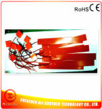 140W 12V 350*50*1.5mm de Flexibele Elektrische RubberVerwarmer van het Silicone
