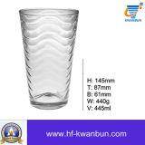 Het Buitensporige Glaswerk van uitstekende kwaliteit kb-Hn031 van de Reeksen van de Kop van het Glas