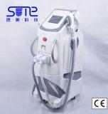 Calidad 3 de Sume en 1 máquina del salón de belleza del retiro del pelo del IPL RF de Elight del laser de YAG Laser Elight