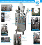 セリウムSGS Certificate (ND-T2A)との茶Bag Packaging Machine