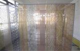 vidrio laminado 3+3m m de la iglesia con diversos diseños