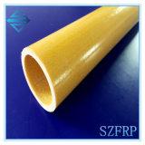 Tube en fibre de verre, tuyau en plastique renforcé à fibre de verre polyvalent, tube circulaire en fibre de verre