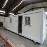 Дом контейнера плоского пакета высокого качества Prefab для Трудового лагеря нефтянного месторождения