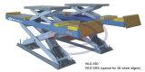 Grosses Scissor Lift Wld-35dl (speziell für Radausrichtungstransport)