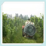 果樹のためのトラクターによって取付けられる果樹園の霧のスプレーヤー