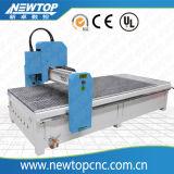 Machine en bois de commande numérique par ordinateur de gravure de découpage