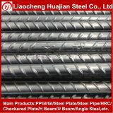 Barra de acero deformida Rebar de acero caliente de la venta con las existencias