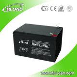 Batterie d'acide de plomb de cycle profond de la batterie rechargeable 12V 33ah