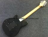 Выстеганная гитара все Oip качества шеи Scallped верхней части клена электрическая красит имеющимся