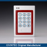 125kHz/13.56MHz LEDのバックライトの金属オフ・ラインアクセスコントローラサポートTCP/IP RS485