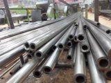 電流を通された鋼管