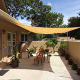 Farbton-Segel mit 95% dem UVschutz