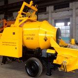 Meistgekaufter Betonmischer der Aufbau-Maschinerie-Jbt40 mit Pumpe