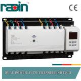 Interruttore automatico di trasferimento, 2 collegare 230V di fase 2
