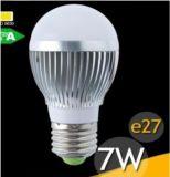 중국 공장 기초 B22 5W 7W LED 가벼운 점화 LED