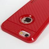 iPhone аргументы за телефона волокна углерода 6 6plus 7 7plus