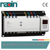 Rdq3NMB Schakelaar van de Omschakeling van het Type van Reeks MCCB de Auto met LCD Vertoning