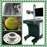 Миниая портативная машина маркировки лазера волокна для Я-Пусковой площадки металла и неметалла, iPhone/Apple