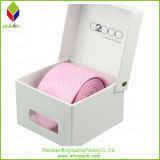 Коробка связи естественного картона конструкции твердого бумажная упаковывая
