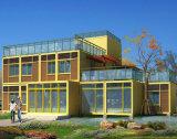 صنع وفقا لطلب الزّبون يصنع [شيبّينغ كنتينر] منزل