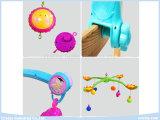 幼児おもちゃはファブリックペンダントが付いているミュージカルのおもちゃの赤ん坊の可動装置を終わらせる