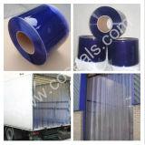 Flexible Belüftung-Streifen-Vorhang-Tür für Abkühlung-Industrie