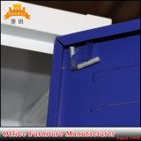 Singolo armadio dell'acciaio del portello del personale
