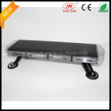 Black di alluminio Painted Chassis Mini Lightbar con Alley Lights