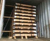 Холоднокатаный лист из нержавеющей стали (304 № 4 + HL)