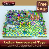 1176 Cirque style enfants plus comme aire de jeux intérieure