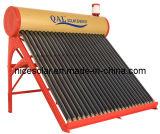 Não calefator de água do coletor solar da pressão
