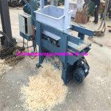 Máquina de rapagem de madeira para o fundamento animal