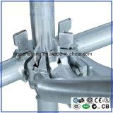 Échafaudage de Ringlock d'épaisseur de Q345 Q235A B 3.2-3.25mm/échafaudage d'ensemble